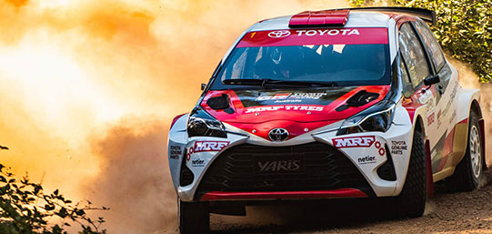 COFFS HARBOUR <br>Asia Pacific Rally